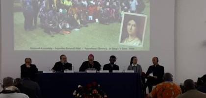 Les directeurs nationaux de Missio/OPM dumonde entier réunis à Rome