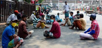 Aides aux Diocèses du Bengladesh du Fonds d'urgence Covid-19 des Oeuvres pontificales missionnaires