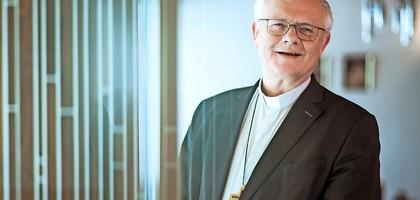 De missie van bisschop Hoogmartens