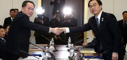 Kerk hoopvol over gesprekken tussen Noord- en Zuid-Korea