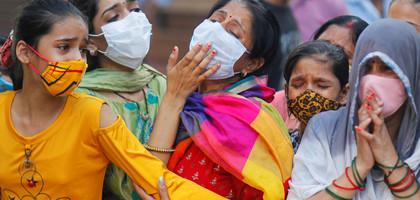 Missio soutient l'Inde en temps de pandémie