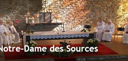 Messe télévisée du dimanche de la mission à Vaux-sous- Chèvremont