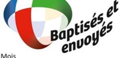 Baptisés et envoyés