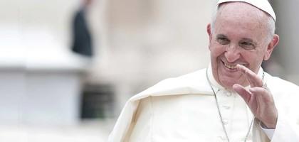 Boodschap van paus Franciscus voor Missiezondag 2020