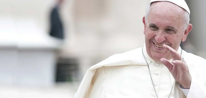 Boodschap van paus Franciscus voor Missiezondag 2021