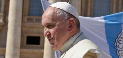 Intention missionnaire du Pape François Avril 2018