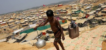 Kan kerk tij keren in Bangladesh?