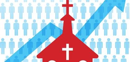 Nieuwe cijfergegevens over de Kerk