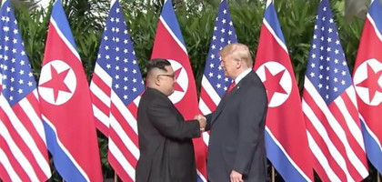 Sommet Corée du Nord-Etats-Unis
