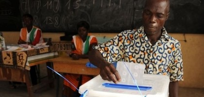 Hopen op vredevolle verkiezingen in Ivoorkust