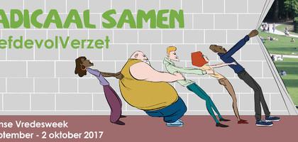 Vlaamse Vredesweek gaat van start