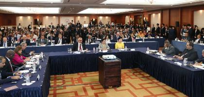 Religieuze en politieke leiders vragen vrede in Korea