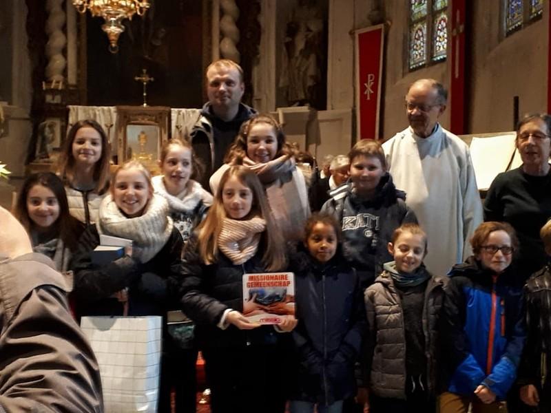 Missio - Sint-Ulrikparochie label missionaire gemeenschap