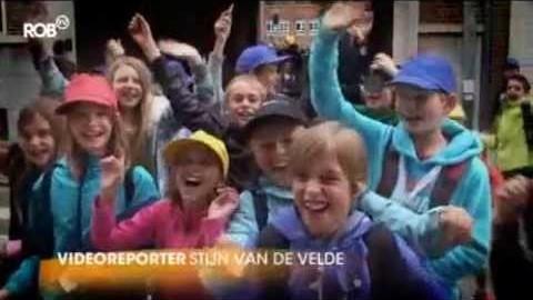 Wat een Weekend Missiodag in Diest ROB tv